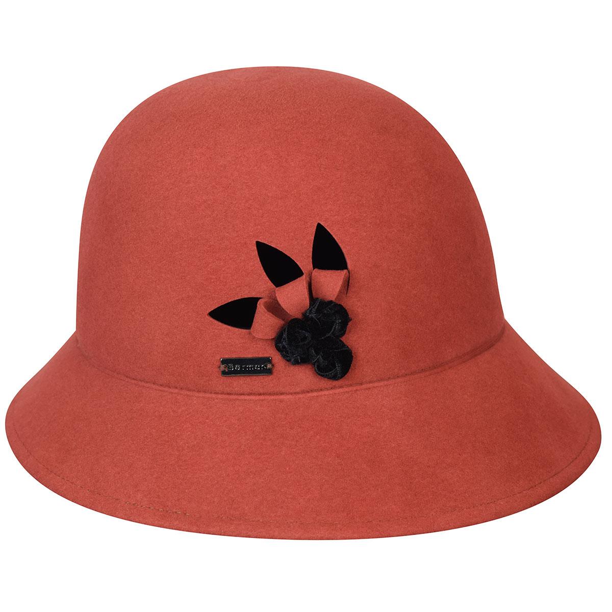 1930s Style Hats   Buy 30s Ladies Hats Joelle Cloche $120.00 AT vintagedancer.com