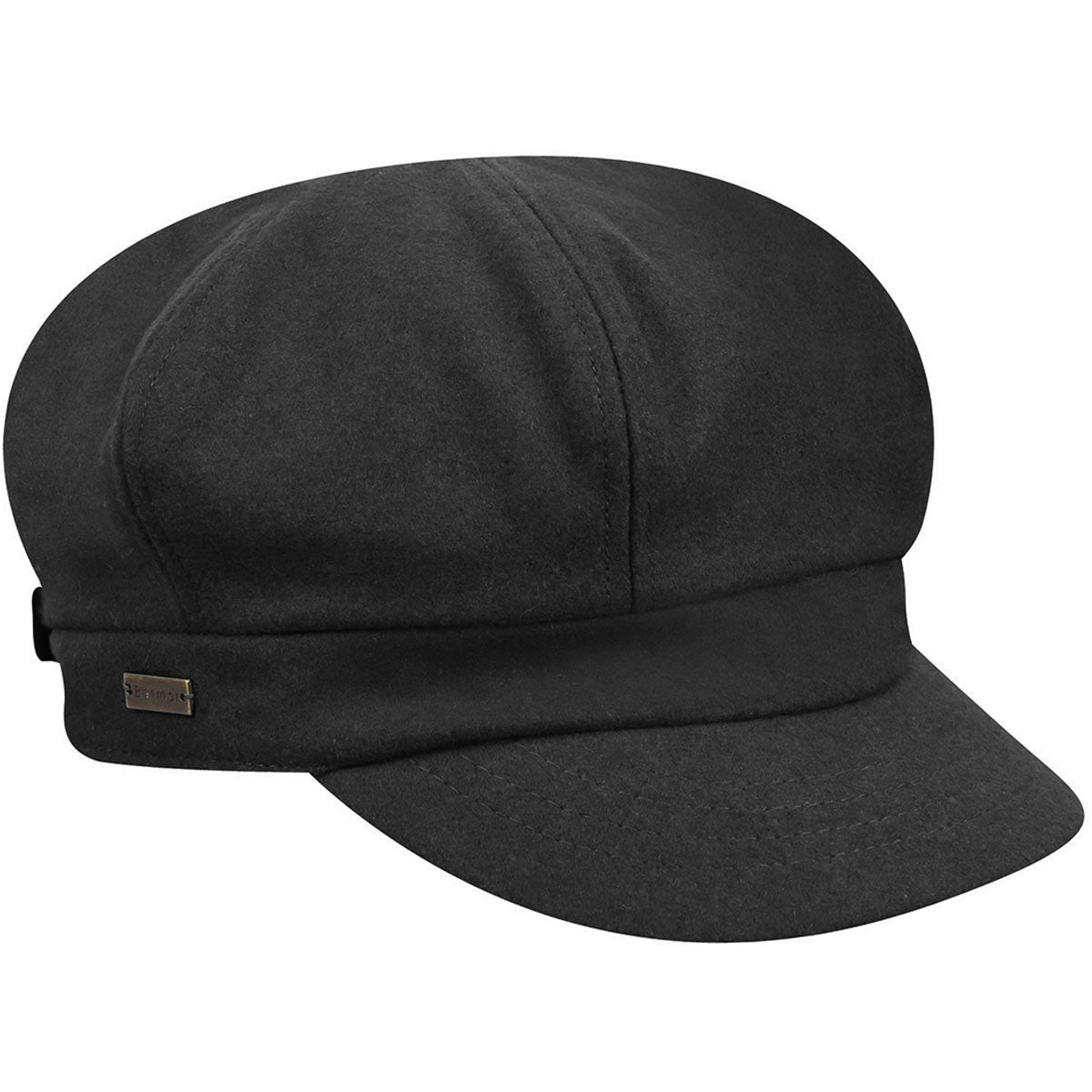 Betmar Boy Meets Girl Cap in Black