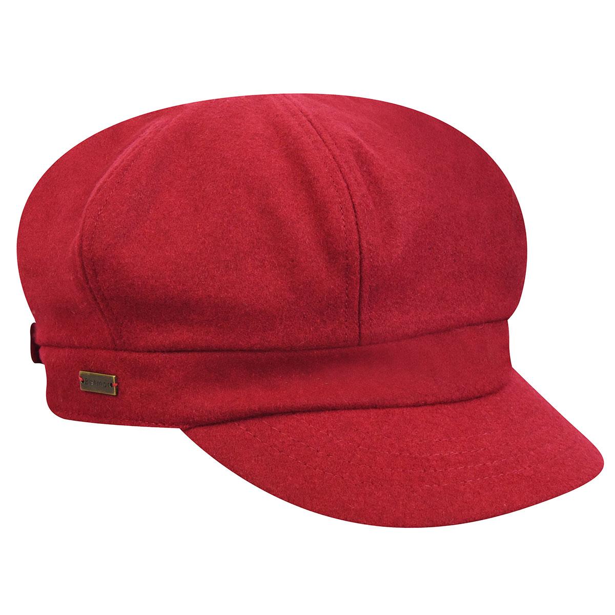 Betmar Boy Meets Girl Cap in Red