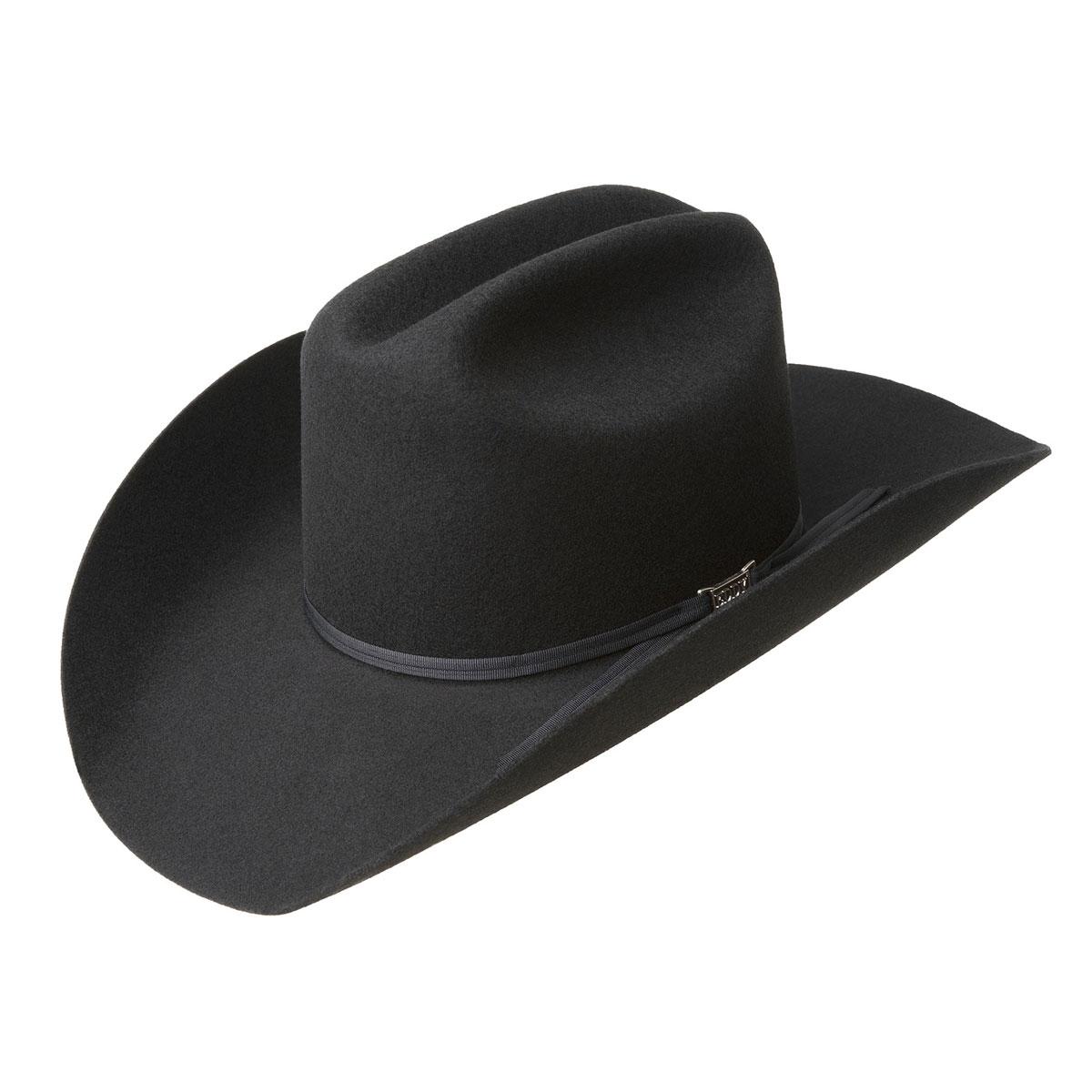 Eddy Bros. Eddy Bros. Bandit Western Hat in Black