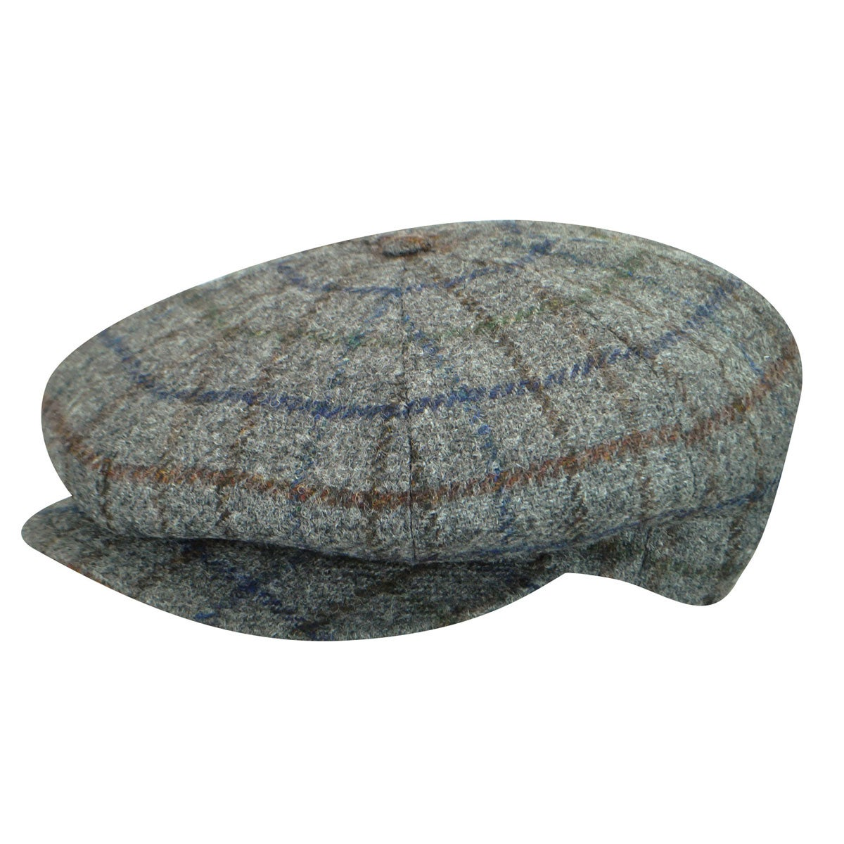 1930s Mens Hat Fashion Wool Newsboy Cap $125.00 AT vintagedancer.com