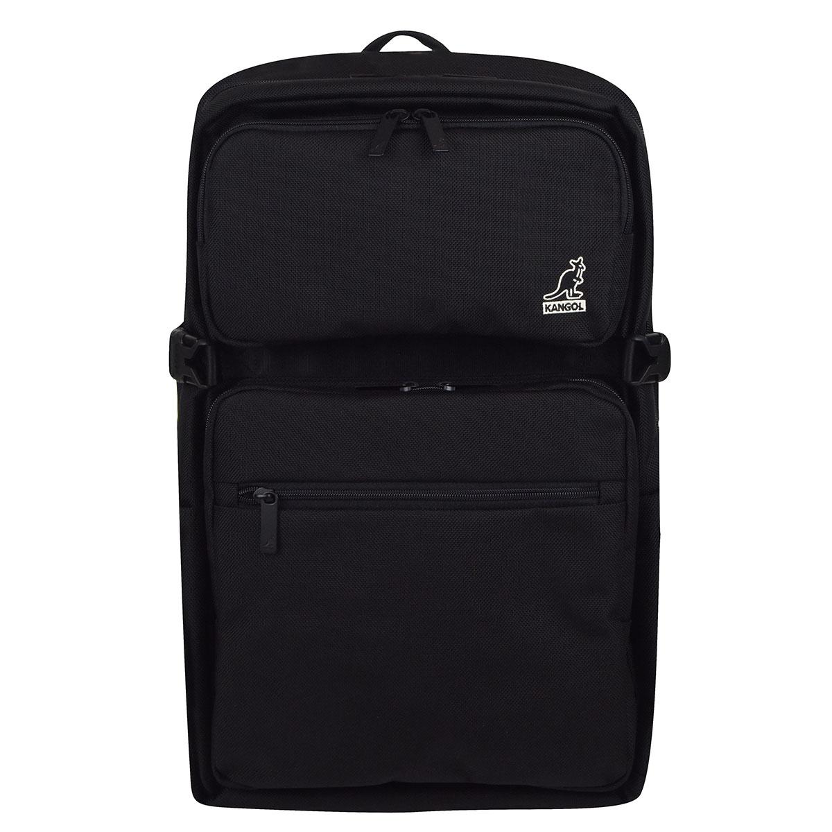 Kangol Tass Backpack in Black