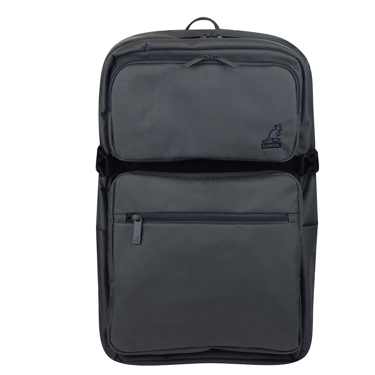 Kangol Tass Backpack in Grey