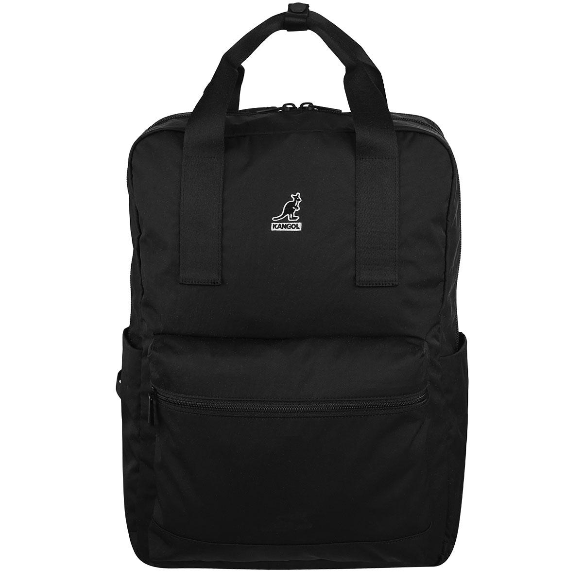 Kangol Kangol Nylon Travel Backpack in Black