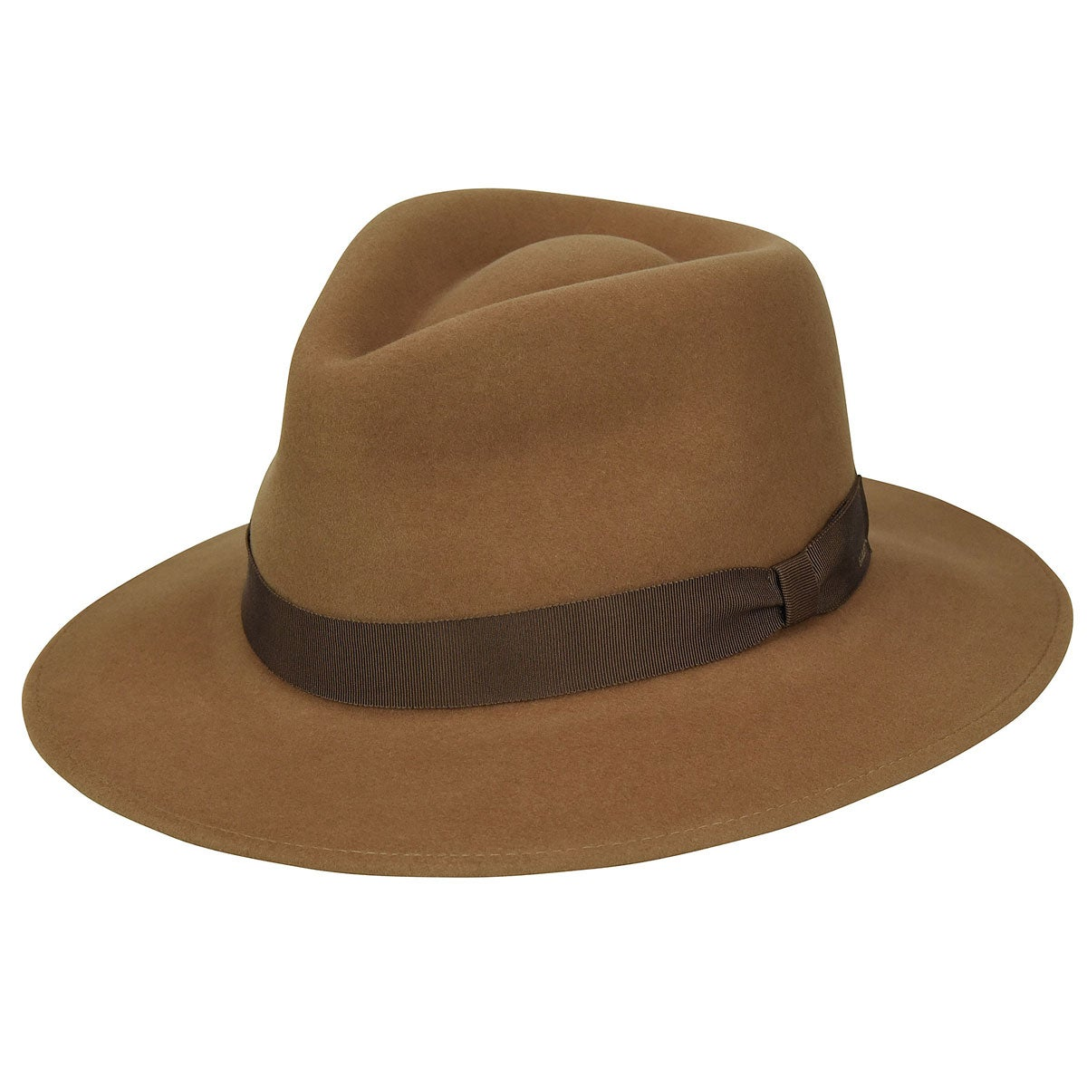 Bailey of Hollywood Ammon Fedora in Camel