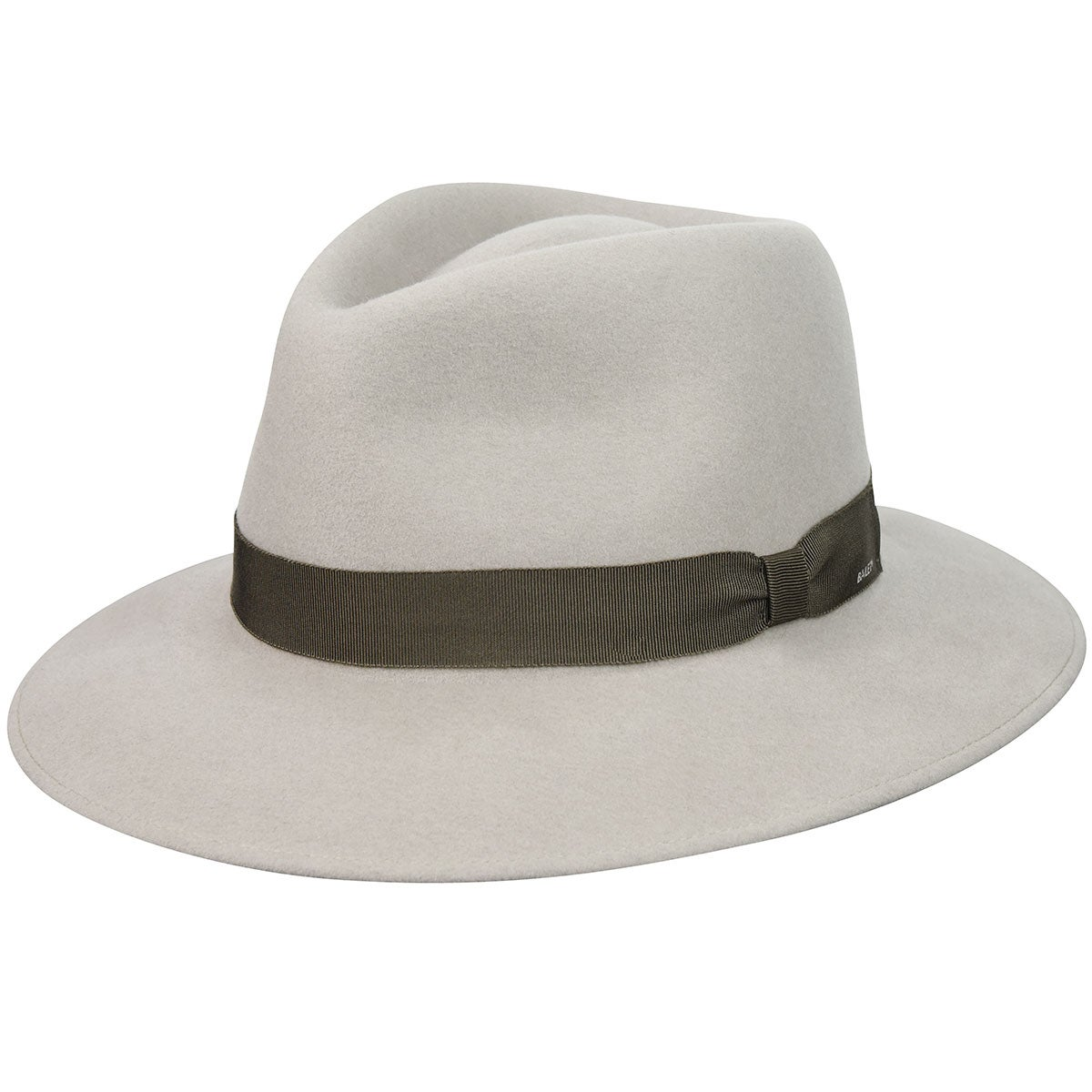 Bailey of Hollywood Ammon Fedora in Plaza Taupe
