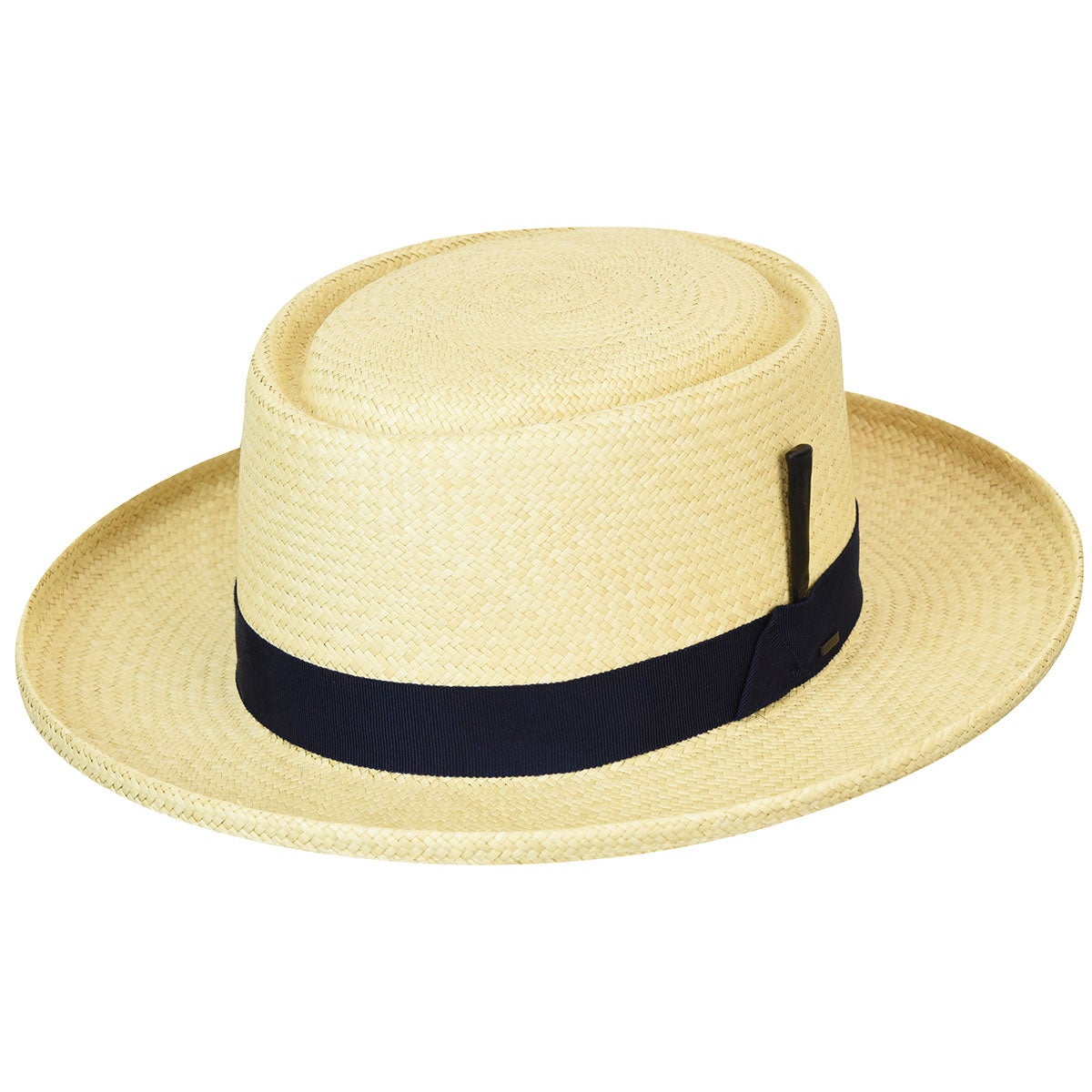 1950s Mens Hats | 50s Vintage Men's Hats Creed Pork Pie $160.00 AT vintagedancer.com
