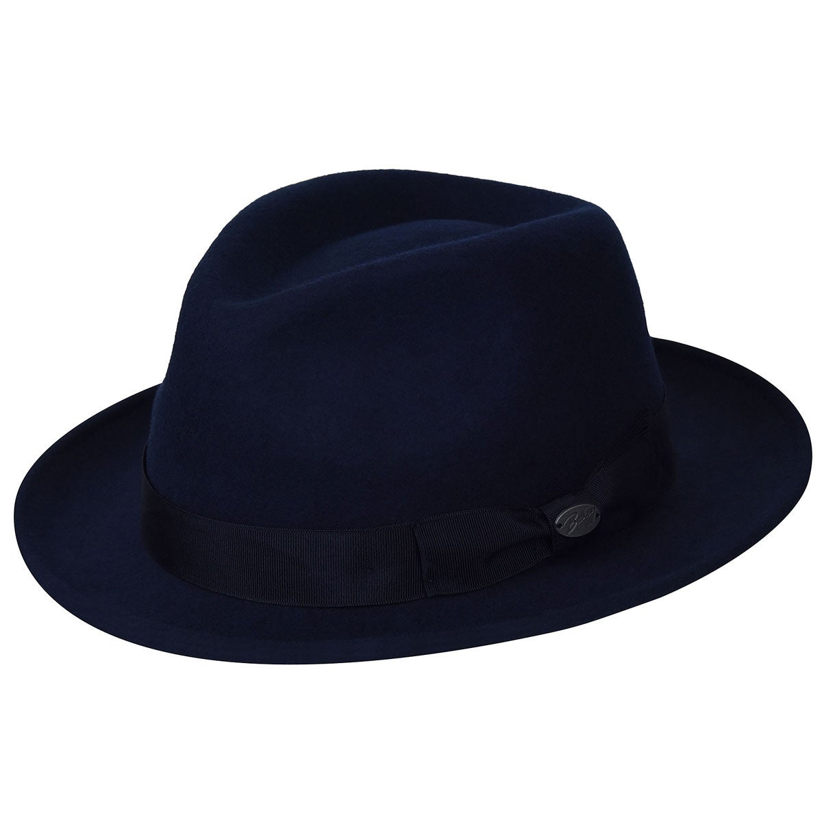 1950s Mens Hats | 50s Vintage Men's Hats Maglor Fedora $59.00 AT vintagedancer.com
