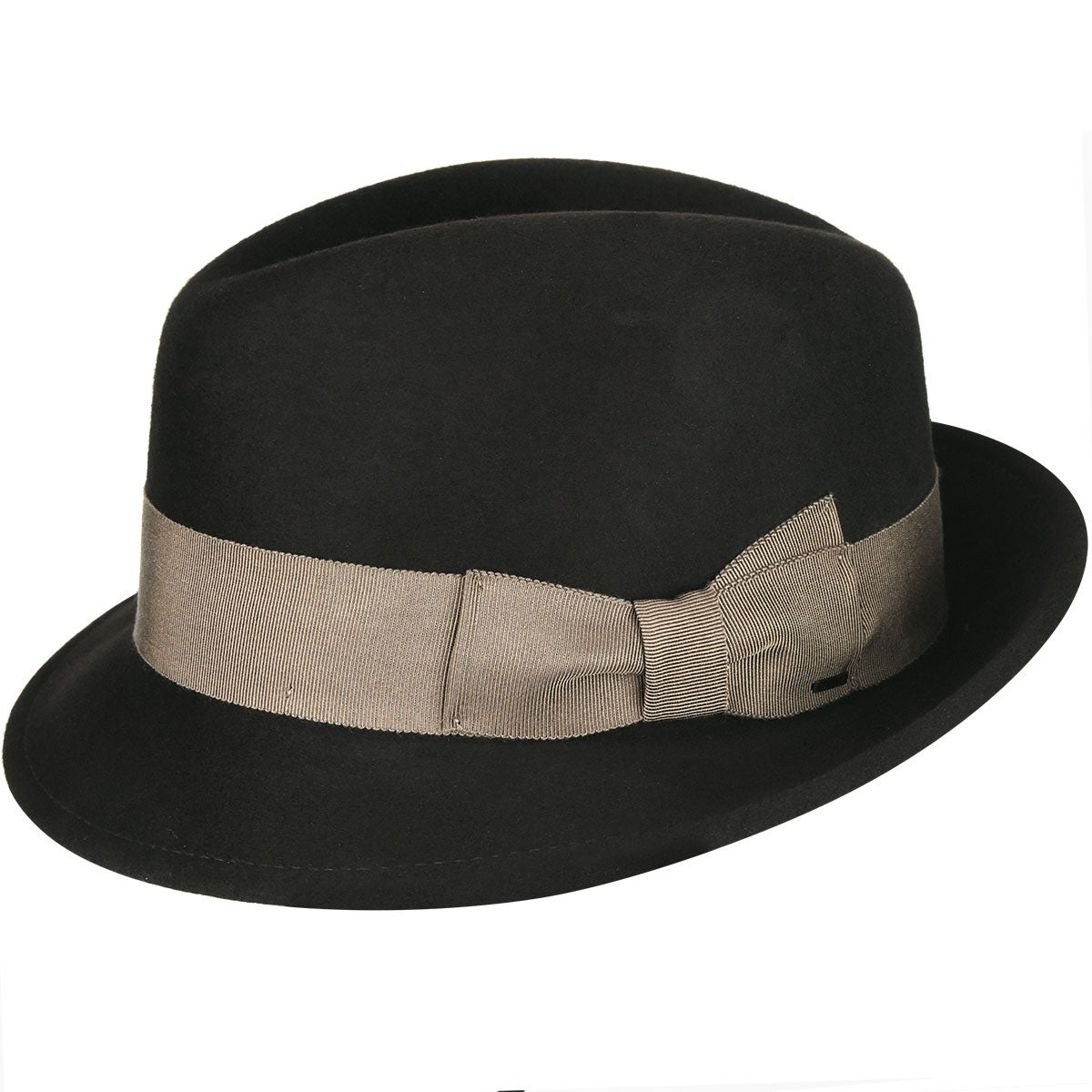 1930s Men's Fashion Guide- What Did Men Wear? Riff Fedora $133.00 AT vintagedancer.com