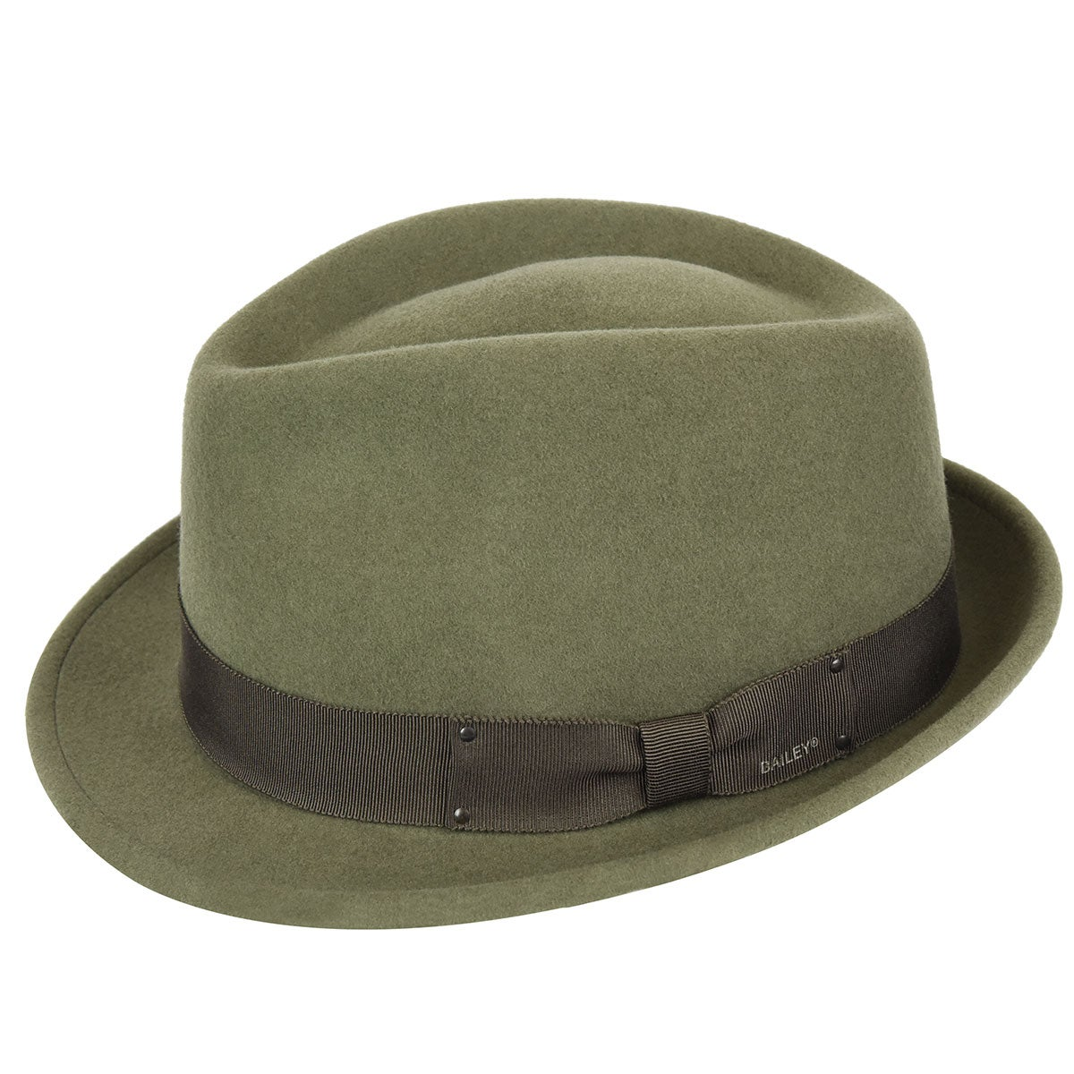 1960s – 70s Style Men's Hats Wynn LiteFelt Fedora $69.75 AT vintagedancer.com