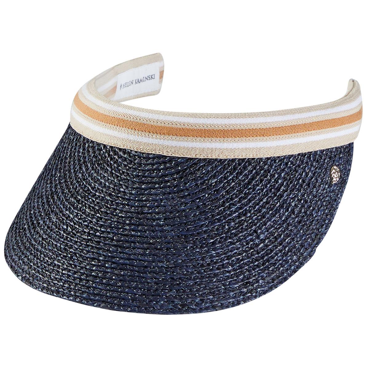 Women's Vintage Hats | Old Fashioned Hats | Retro Hats Bianca Visor $155.00 AT vintagedancer.com