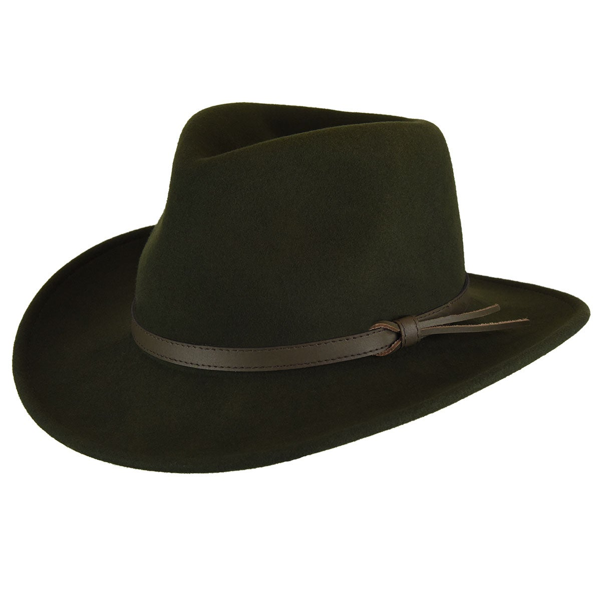 Bollman Hat Company 1990s Bollman Collection Outback in Loden