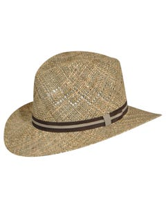 Vented Linenweave Outback Hat
