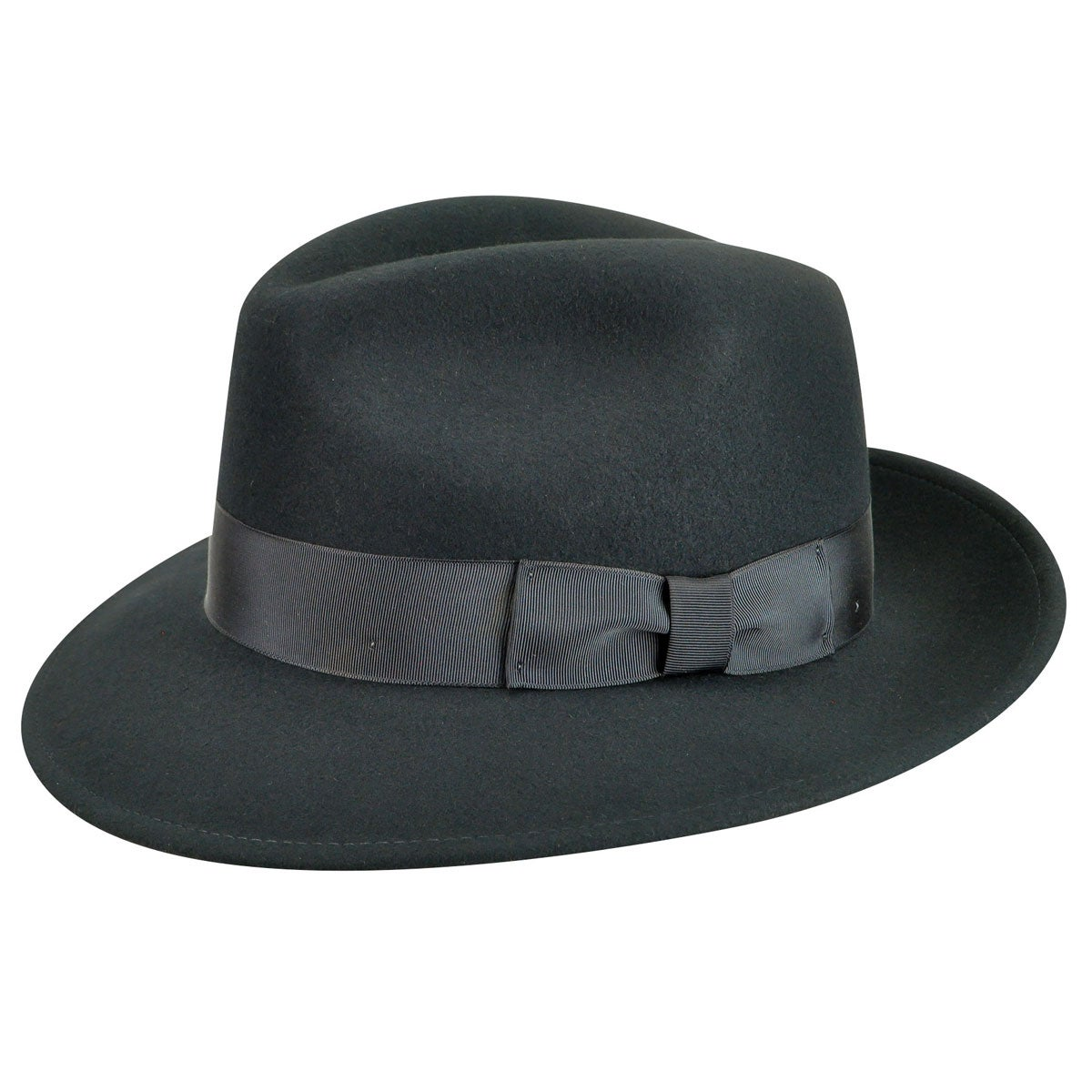 Retro Clothing for Men | Vintage Men's Fashion Frederick Fedora $60.00 AT vintagedancer.com