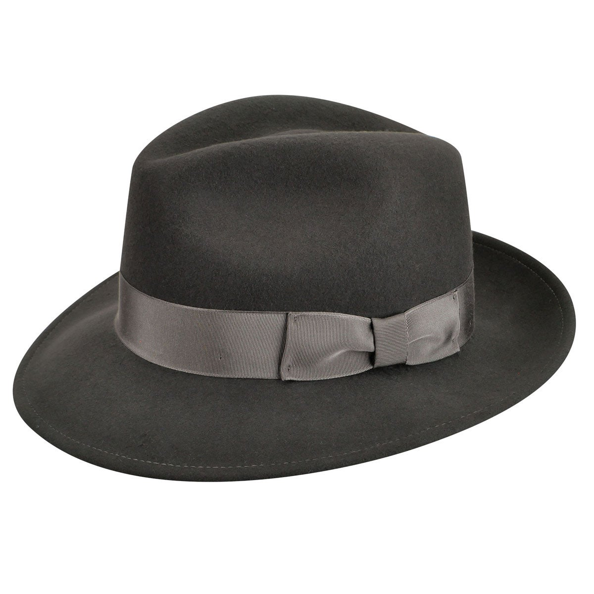 1930s Mens Hat Fashion Frederick Fedora $60.00 AT vintagedancer.com