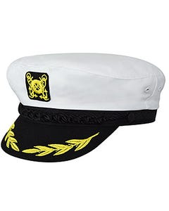 Cotton Captain Cap