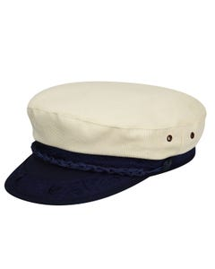 Authentic Greek Canvas Cap