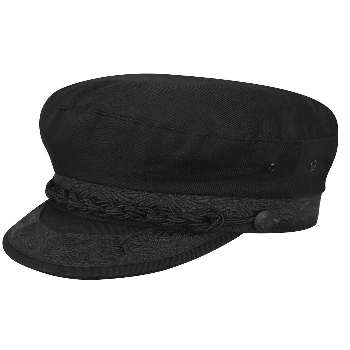 1960s – 70s Style Men's Hats Authentic Greek Cotton Cap $33.00 AT vintagedancer.com
