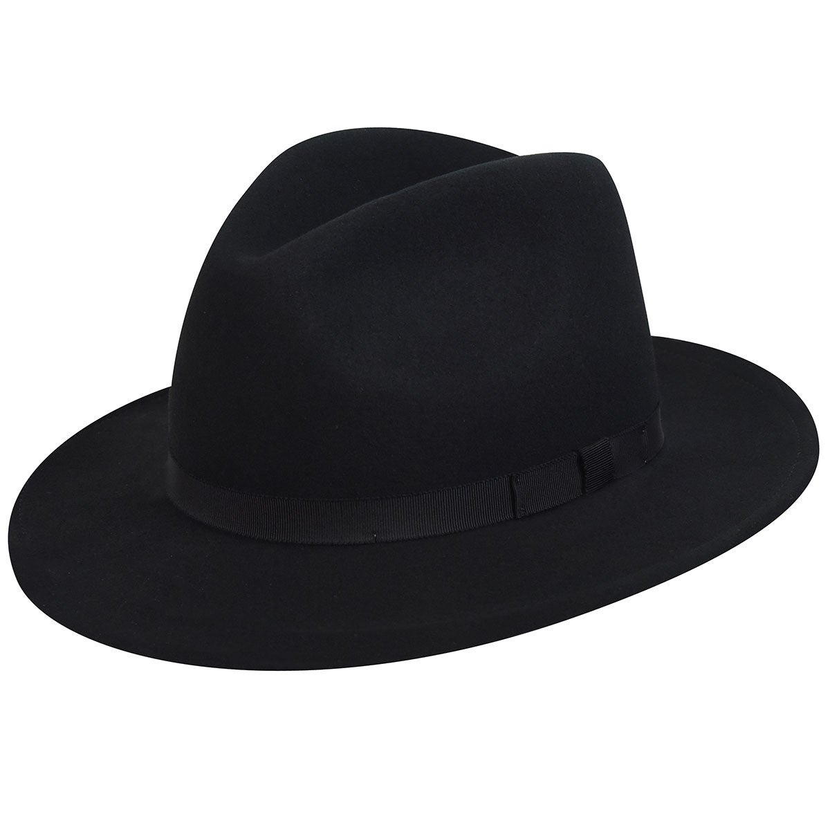 1930s Style Mens Hats and Caps Wilton Fedora $66.00 AT vintagedancer.com