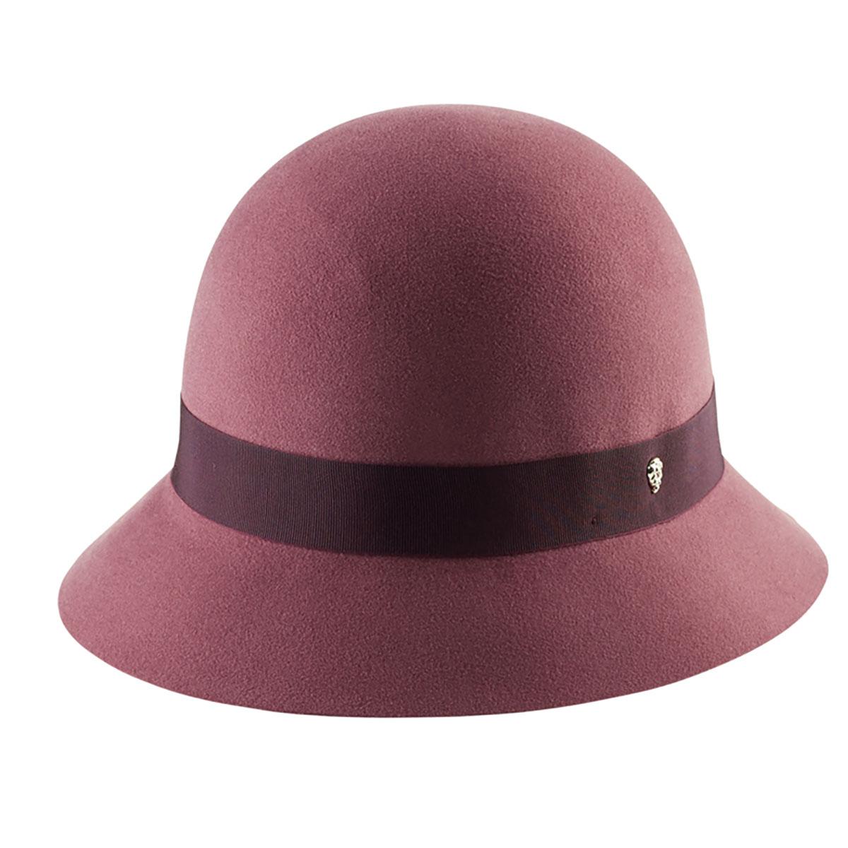 1920s Hat Styles for Women- History Beyond the Cloche Hat Etta Cloche $310.00 AT vintagedancer.com