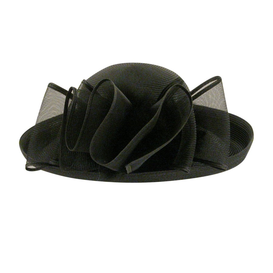 1920s Accessories: Feather Boas, Cigarette Holders, Flasks Paulette Hat $71.00 AT vintagedancer.com