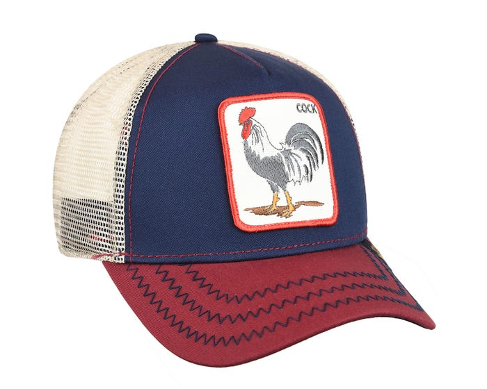 320f10cd9 All American Rooster Trucker