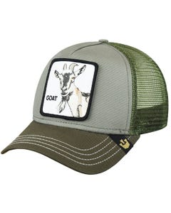 Goat Beard Trucker