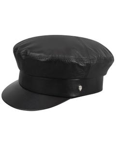 Eregina Leather Cap