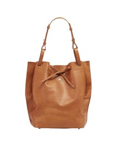 Jamie Leather Tote