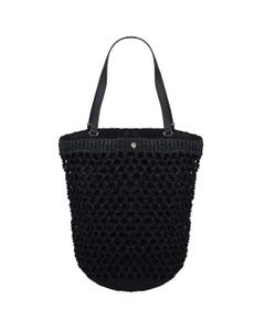 Kourtney Macramé Tote