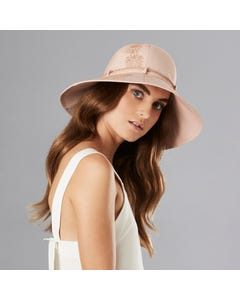 Lydia Wide Brim Bucket