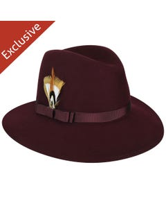 Judy F. Fedora - Exclusive