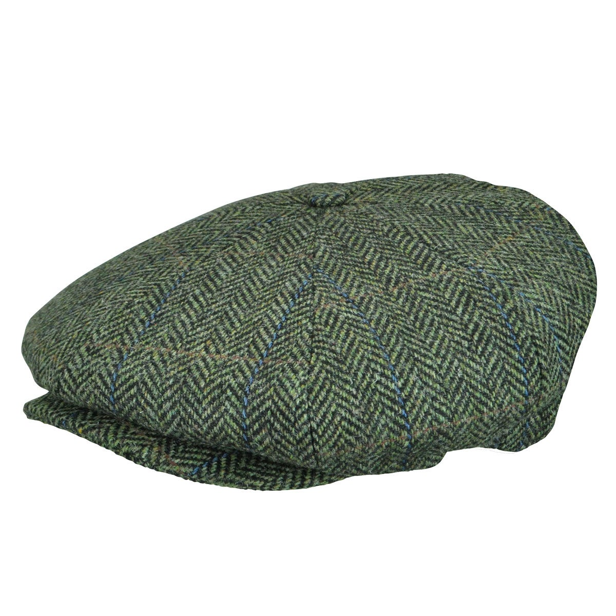New Edwardian Style Men's Hats 1900-1920 Tweed Ripley $98.00 AT vintagedancer.com
