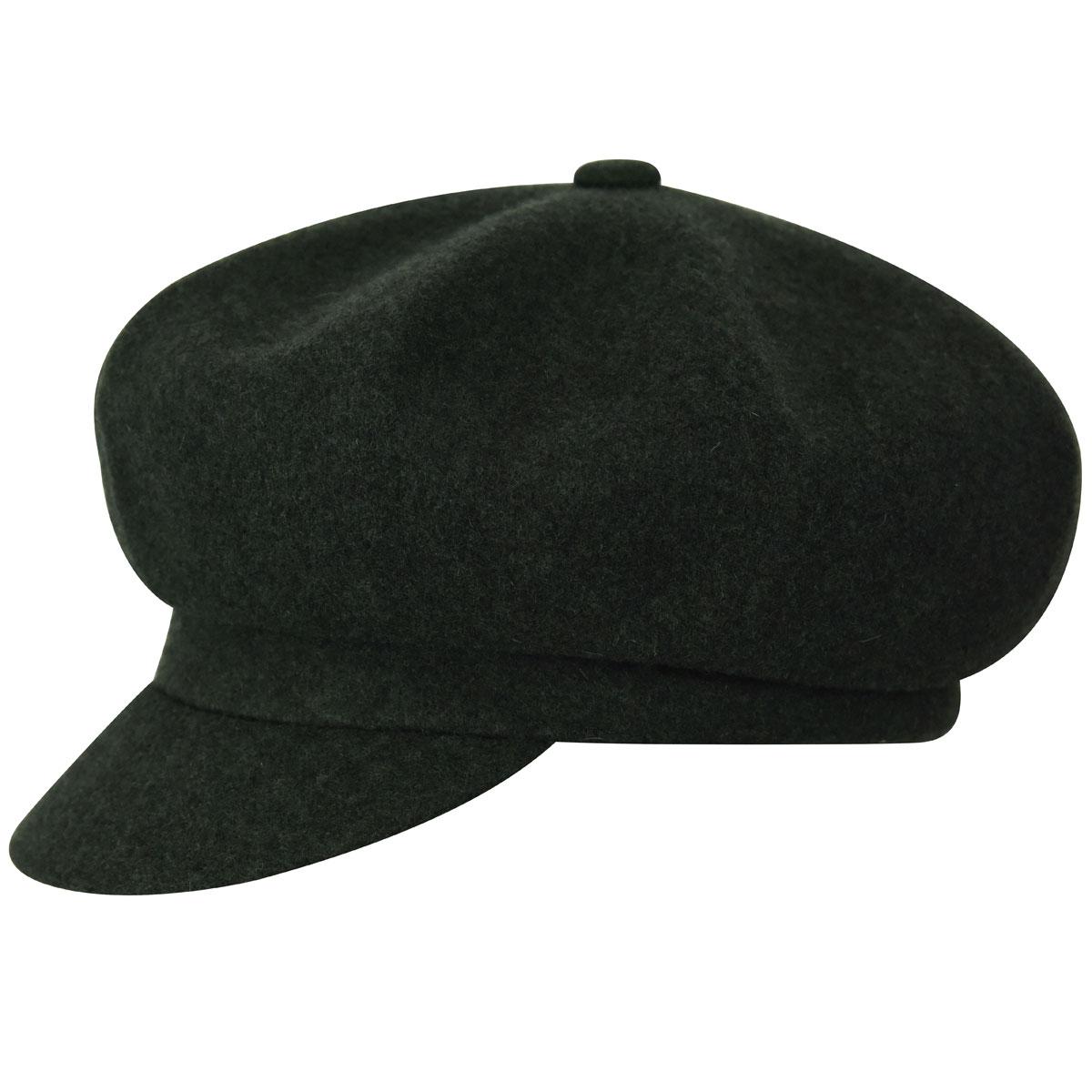 New Edwardian Style Men's Hats 1900-1920 Wool Hawker $60.00 AT vintagedancer.com