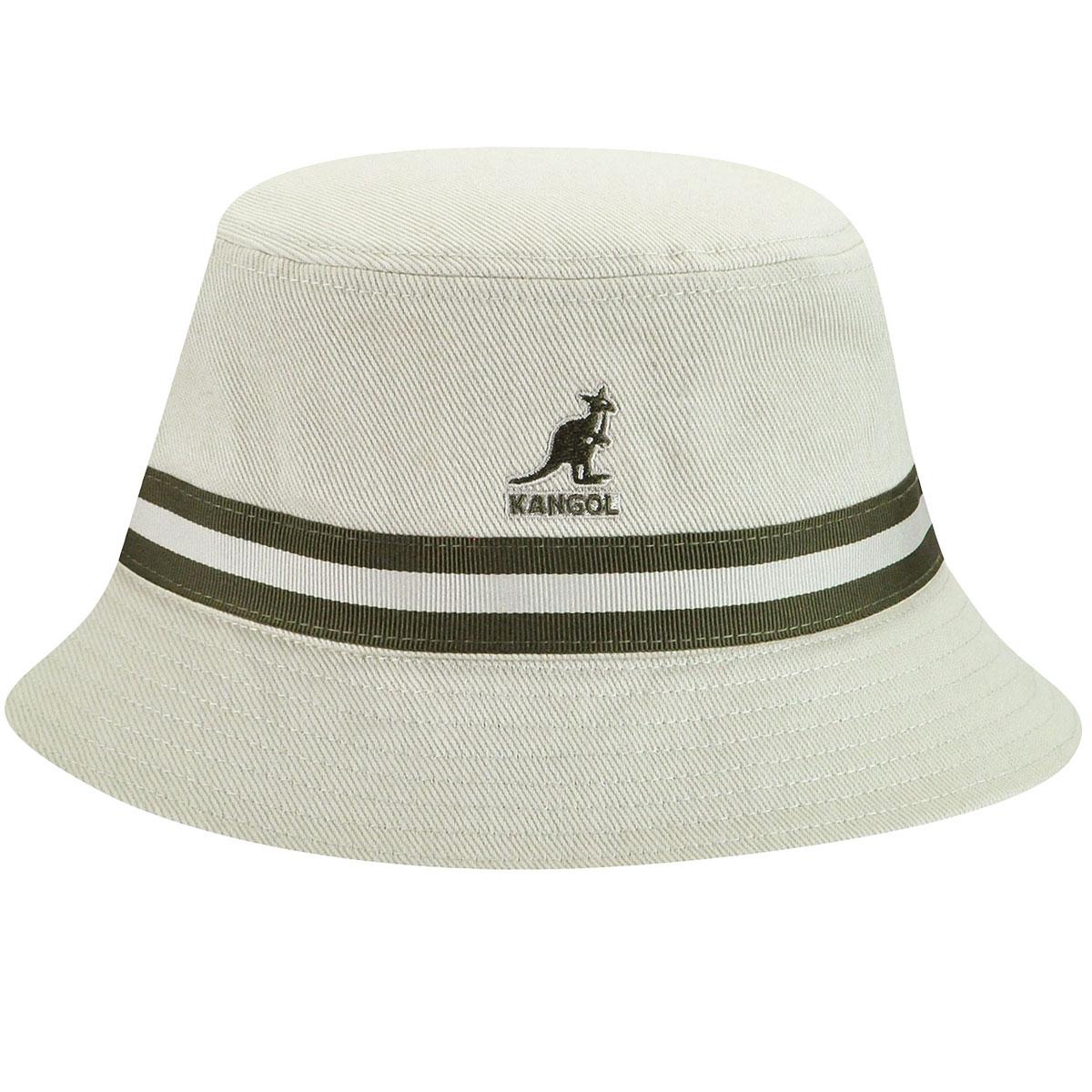 80s Hats, Caps, Visors, Buckets | Women and Men Stripe Lahinch $50.00 AT vintagedancer.com