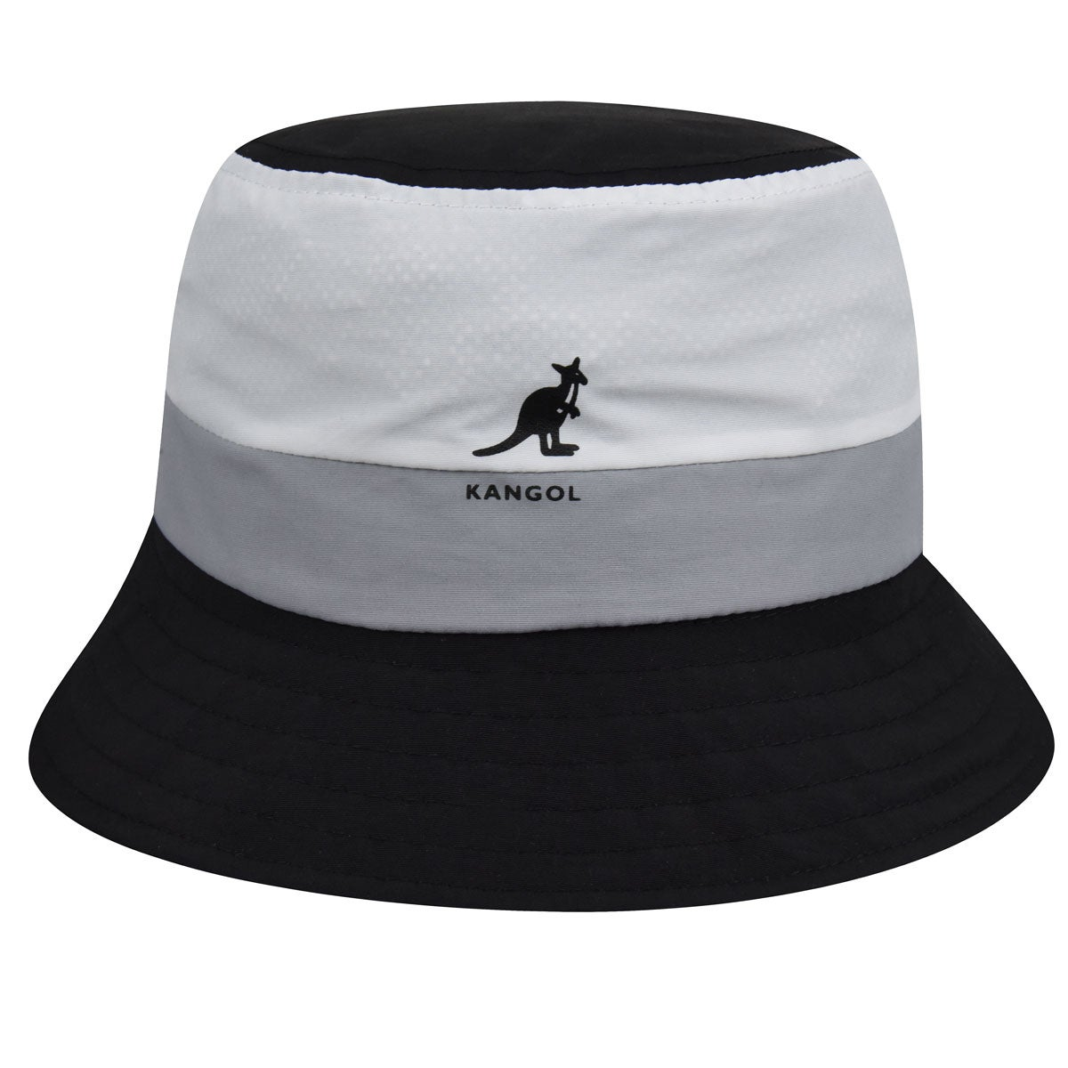 9d37d86fc6033 Kangol Bold Stripe Bucket Hat Black Large. About this product. Picture 1 of  6  Picture 2 of 6  Picture 3 of 6 ...