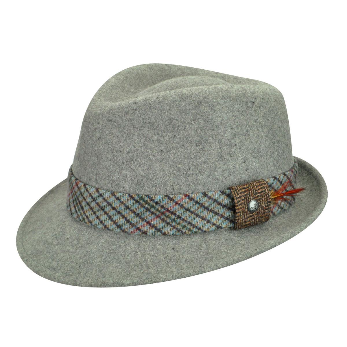 1960s Style Men's Hats Estate Arnold $110.00 AT vintagedancer.com