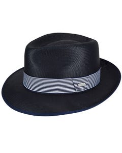 Stripe Barclay Trilby