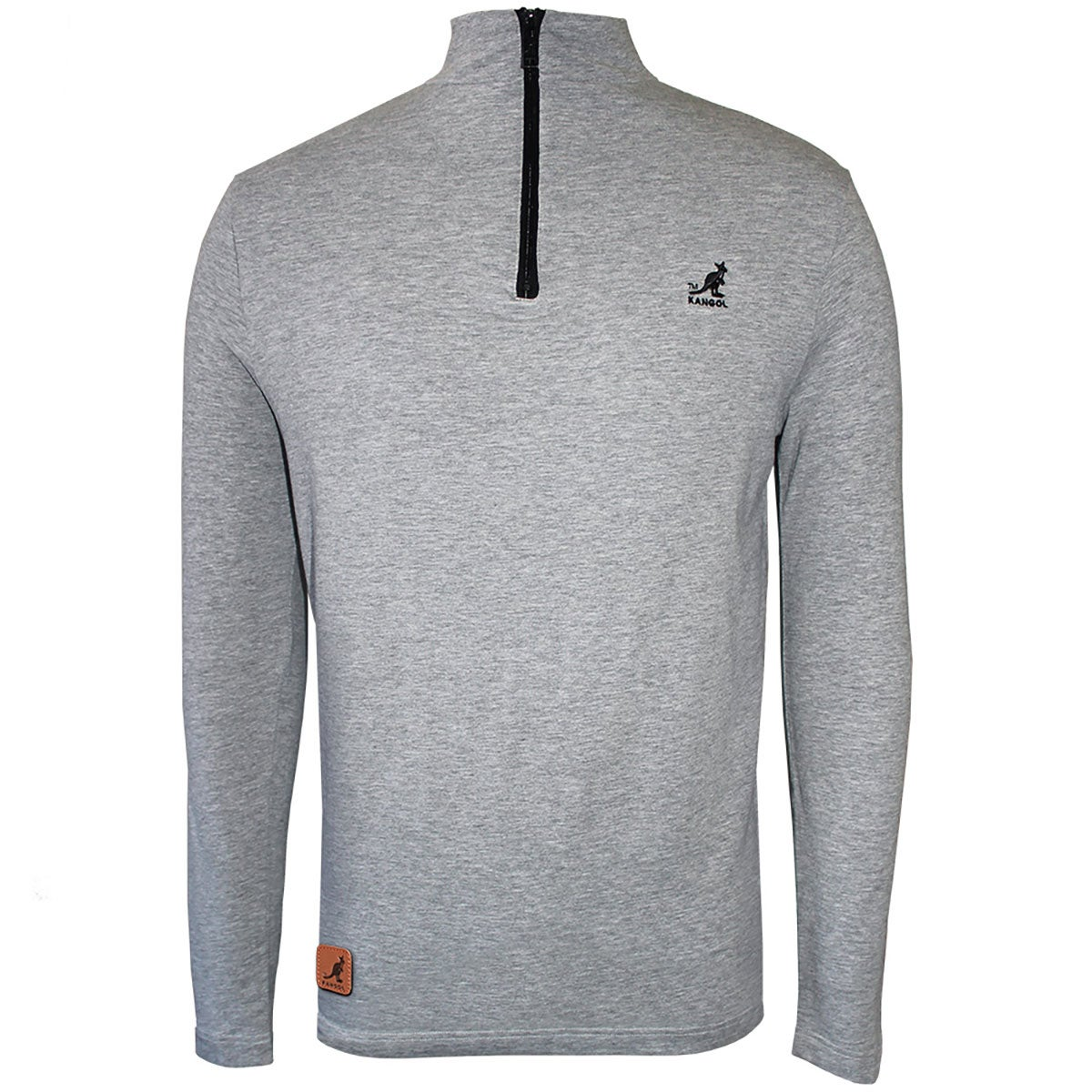 Kangol Lebron Pull-Over in Grey Mix
