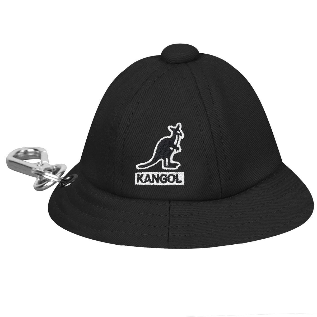 Kangol Kangol Casual Keychain in Black