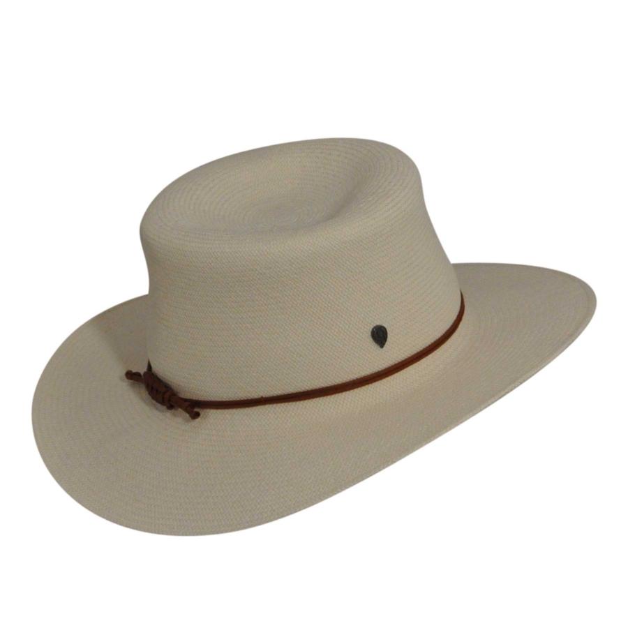 New Edwardian Style Men's Hats 1900-1920 Keansburg Panama $285.00 AT vintagedancer.com