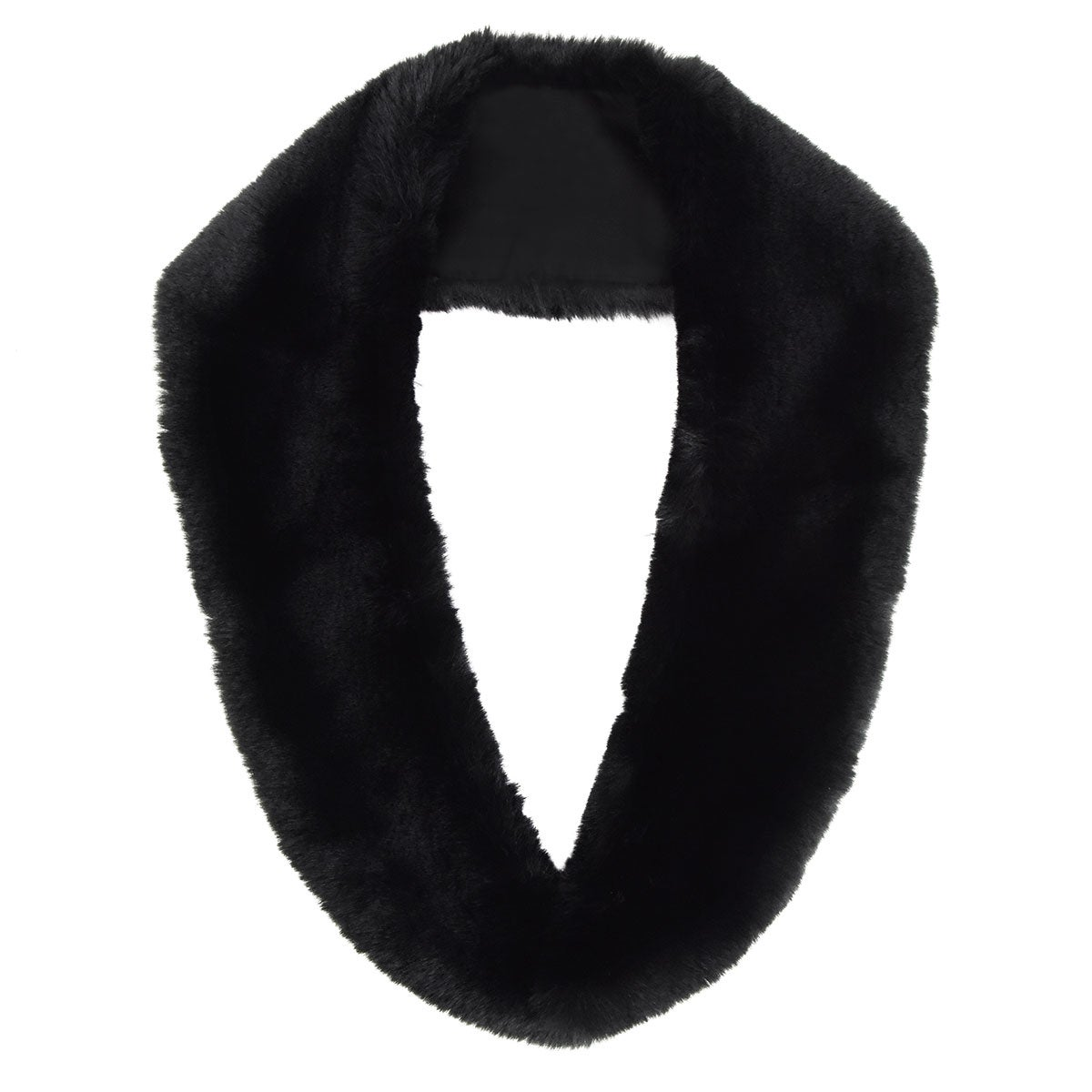 Helen Kaminski Kelly Large Infinity Scarf in Black