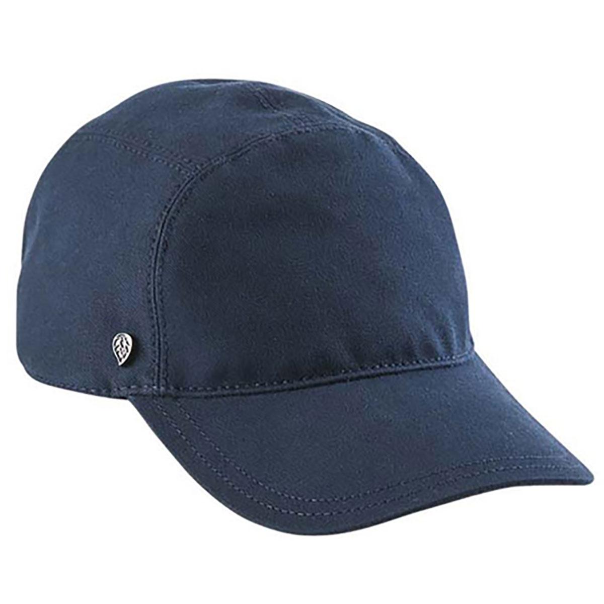 Kaminski Cleveland Cap in Indigo,Black