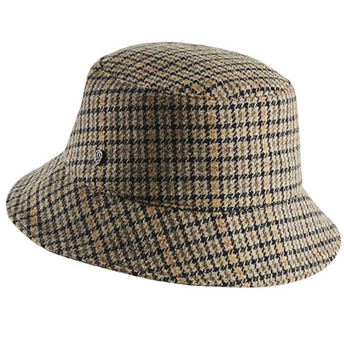 1960s – 70s Style Men's Hats Dustin Bucket $150.00 AT vintagedancer.com