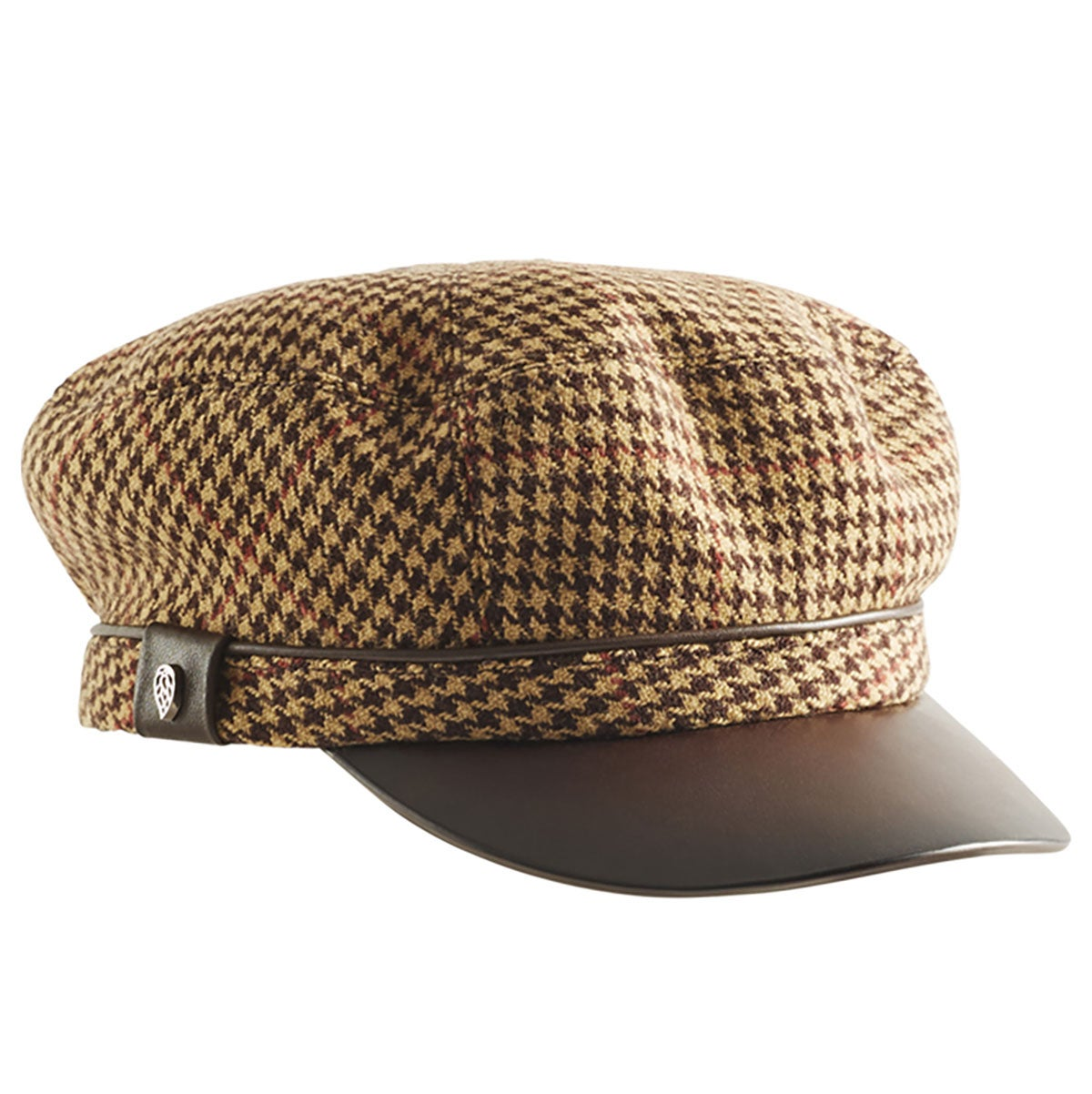 1960s – 70s Style Men's Hats Walter Newsboy $120.00 AT vintagedancer.com