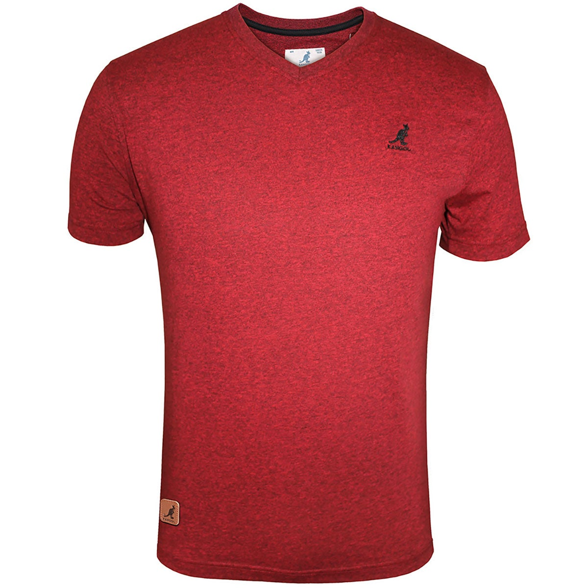 Kangol Alex Tee in Chili Red
