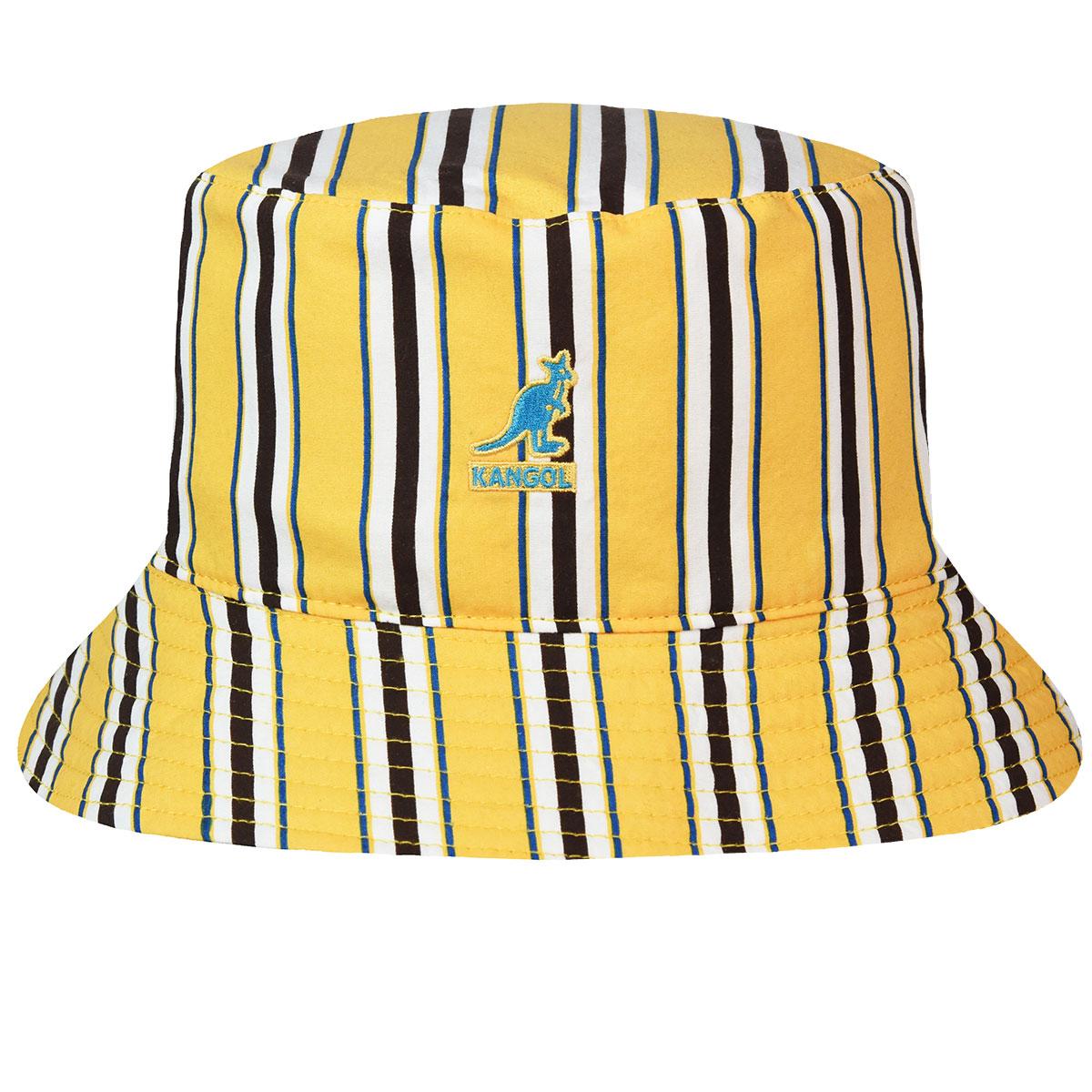80s Hats, Caps, Visors, Buckets | Women and Men Double Pattern Bucket $45.00 AT vintagedancer.com