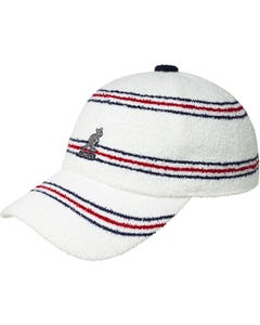 Fred Segal Stripe Bermuda Adj Spacecap