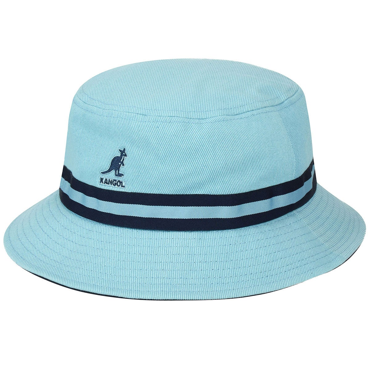 80s Hats, Caps, Visors, Buckets | Women and Men Stripe Lahinch $50.00 AT vintagedancer.com