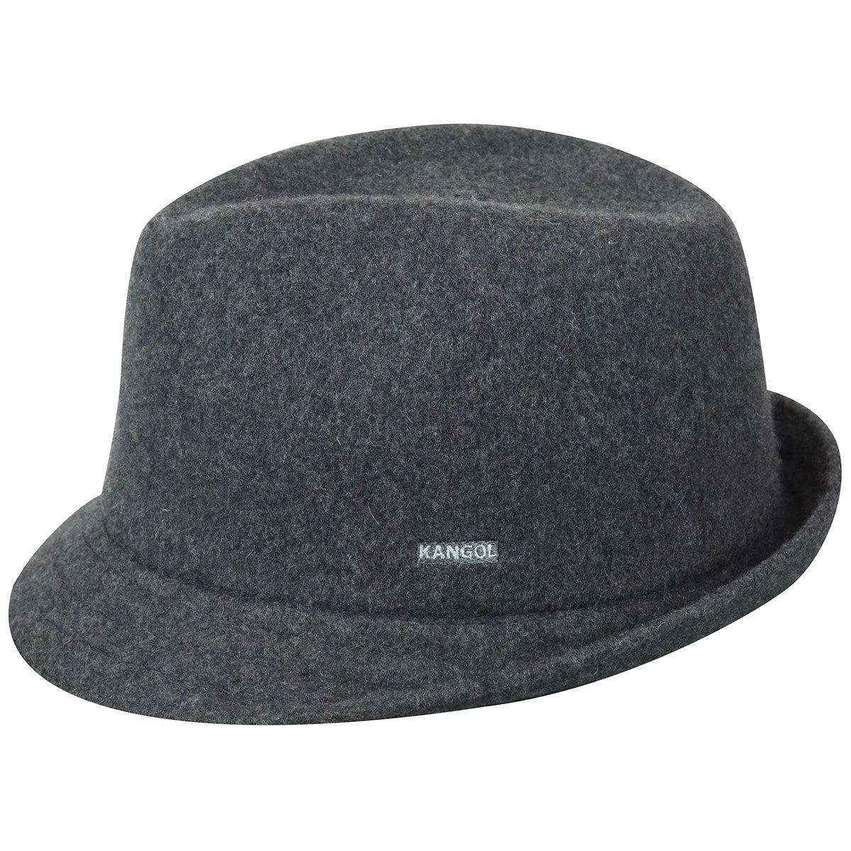 1960s – 70s Style Men's Hats Wool Arnold Trilby $48.75 AT vintagedancer.com